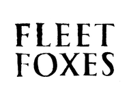 Fleet Foxes artist insignia