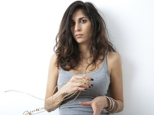 Yasmine Hamdan artist photo