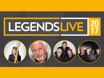 Legends Live: Suzi Quatro, David Essex, The Osmonds, Hot Chocolate picture