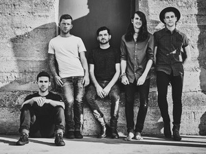 Mayday Parade artist photo