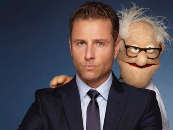 Puppetmaster: Paul Zerdin picture