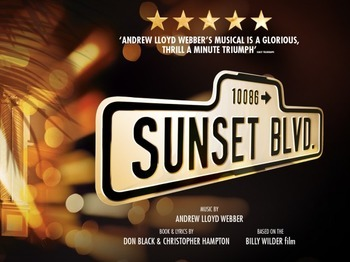 Sunset Boulevard - The Musical (Touring) picture