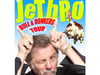 Jethro to appear at Burgess Hall, St Ives in March 2018