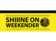 Shiiine On Weekender artist photo