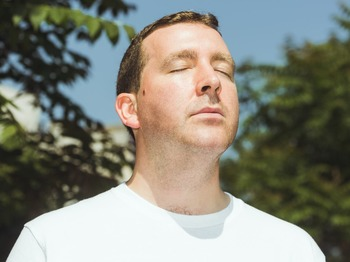 Joe Goddard (Hot Chip) picture