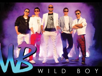 Wild Boys + DJ picture