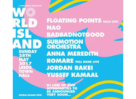 World Island: Floating Points, NAO, Badbadnotgood, Submotion Orchestra, Anna Meredith, Romare, Jordan Rakei, Yussef Kamaal artist photo
