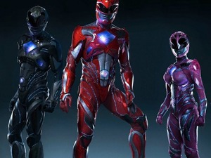 Film promo picture: Power Rangers (2017)