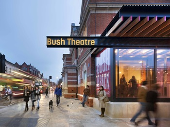 Bush Theatre venue photo