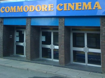 Commodore Cinema venue photo