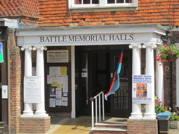 Battle Memorial Halls venue photo