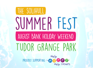 Solihull Summer Fest artist photo