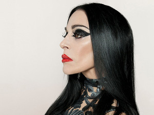 Diamanda Galas artist photo