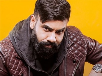 Paul Chowdhry artist photo