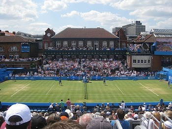 The Queen's Club venue photo