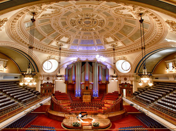 Central Hall venue photo