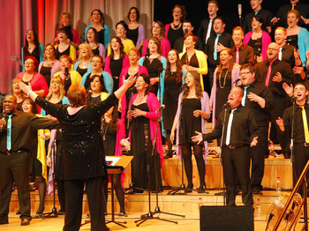 Ain't No Stopping Us Now!: The Belfast Community Gospel Choir picture