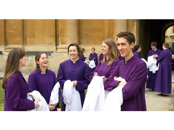 Leeds International Concert Season 2012/13: The Choir Of The Queen's College Oxford, Dr Owen Rees picture