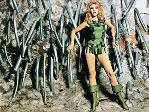 Film promo picture: Barbarella