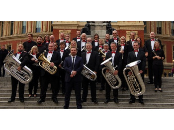 East Yorkshire Motor Services Brass Band picture