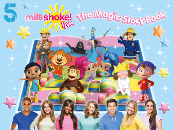 The Magic Story Book: Milkshake! - Live picture