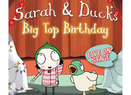Sarah & Duck's Big Top Birthday (Touring) artist photo