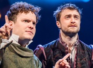 National Theatre 2017: Rosencrantz and Guildenstern Are Dead artist photo