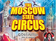 Moscow State Circus: 2 for 1 tickets!
