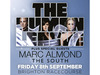 Human League to appear at Brighton Racecourse in September with Marc Almond & The South