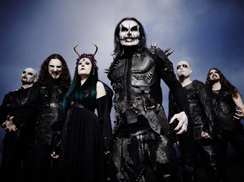 Cradle Of Filth artist photo