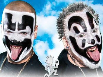 Insane Clown Posse, Mushroomhead picture