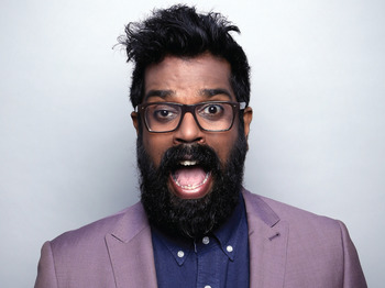 The Laughing Pod - Dagenham: Romesh Ranganathan, Nat Luurtsema, Kelly Kingham, Craig Murray, Rob Heeney, Tom Craine picture