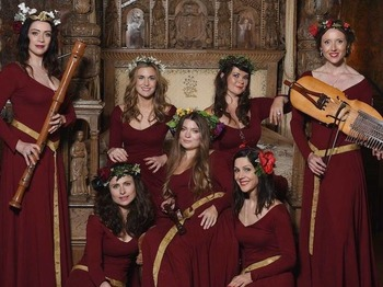 The Mediaeval Baebes picture