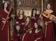 The Mediaeval Baebes artist photo