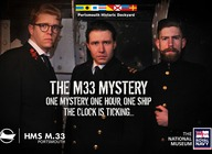 The M33 Mystery - An Interactive Whodunnit artist photo