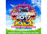 ColoursFest 2017 artist photo