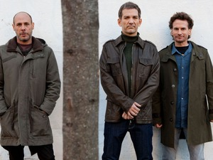 Brad Mehldau Trio artist photo