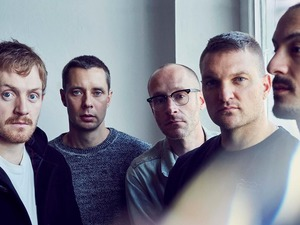 Cold War Kids artist photo