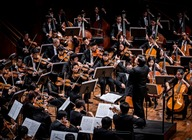 UK Tour 2017: Guangzhou Symphony Orchestra, Jian Wang, Lei Jei artist photo