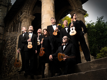 Heresy II Heritage Tour: The Ukulele Orchestra Of Great Britain picture