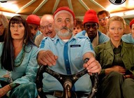 Celluloid Sail: 'The Life Aquatic with Steve Zissou' artist photo
