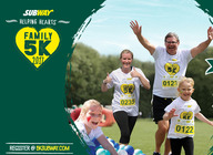 Subway Helping Hearts™ Family 5k Fun Run artist photo