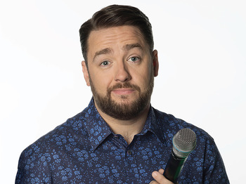 Comedy For Depression: Jason Manford, Ellie Taylor, Angela Barnes, Luisa Omielan, Adam Hess, David Morgan picture