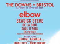 The Downs Festival 2017 artist photo
