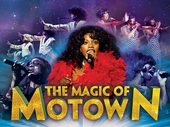 The Reach Out® 50 Years of No.1 Hits Tour: Magic Of Motown (Touring) picture
