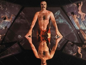 Film promo picture: Zardoz