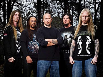 Suffocation + Cephalic Carnage + Havok picture