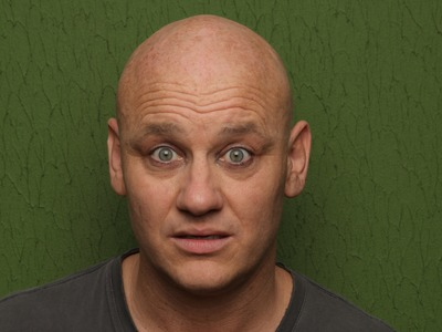 Terry Alderton artist photo