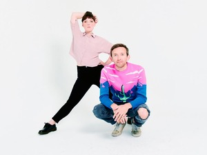 Sylvan Esso artist photo