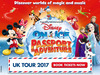 PRESALE: Get your tickets for Disney On Ice - 1 week early!